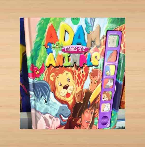ADAM-NAMES-THE-ANIMALS